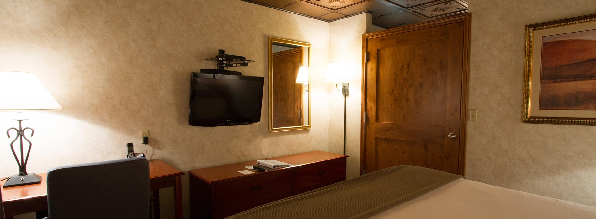 Ambassador Suite at the Miles City Hotel & Suites, Miles City, Montana