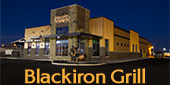 Blackiron Grill Restaurant, Miles City, Montana