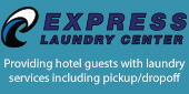 Express Laundry - Same Day Service