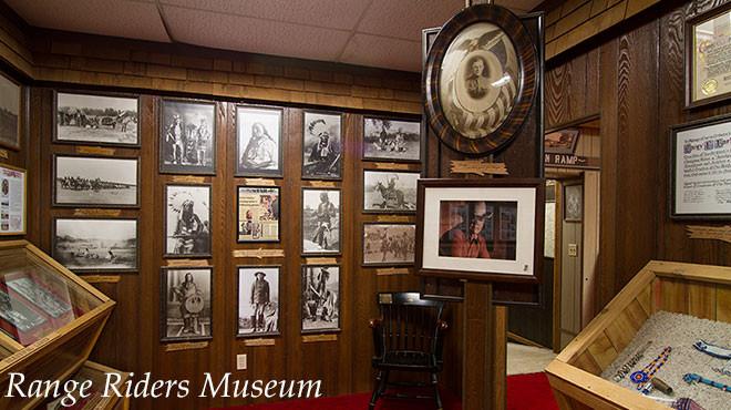 Range Riders Museum, Miles City Montana