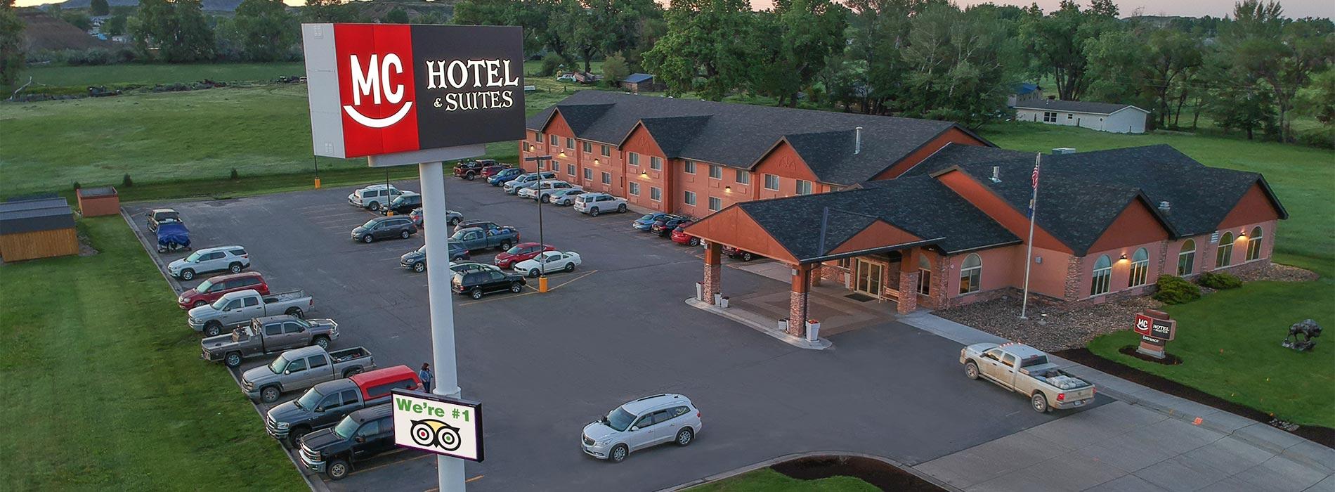 Miles City Hotel & Suites, Miles City Montana