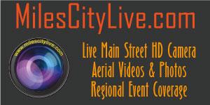 Miles City Montana Live Main Street Cam