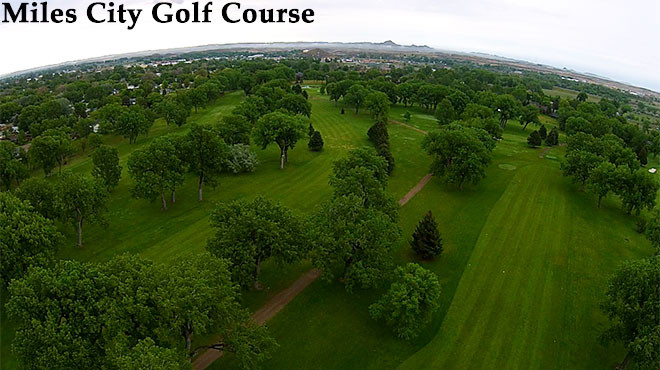 Miles City Town & Country Golf Course